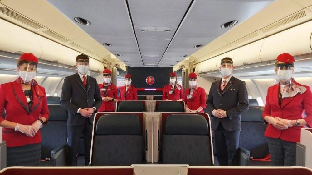 Turkish Airlines с най-много полети в зоната на Евроконтрол