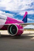 Wizz Air открива нова база в Катания